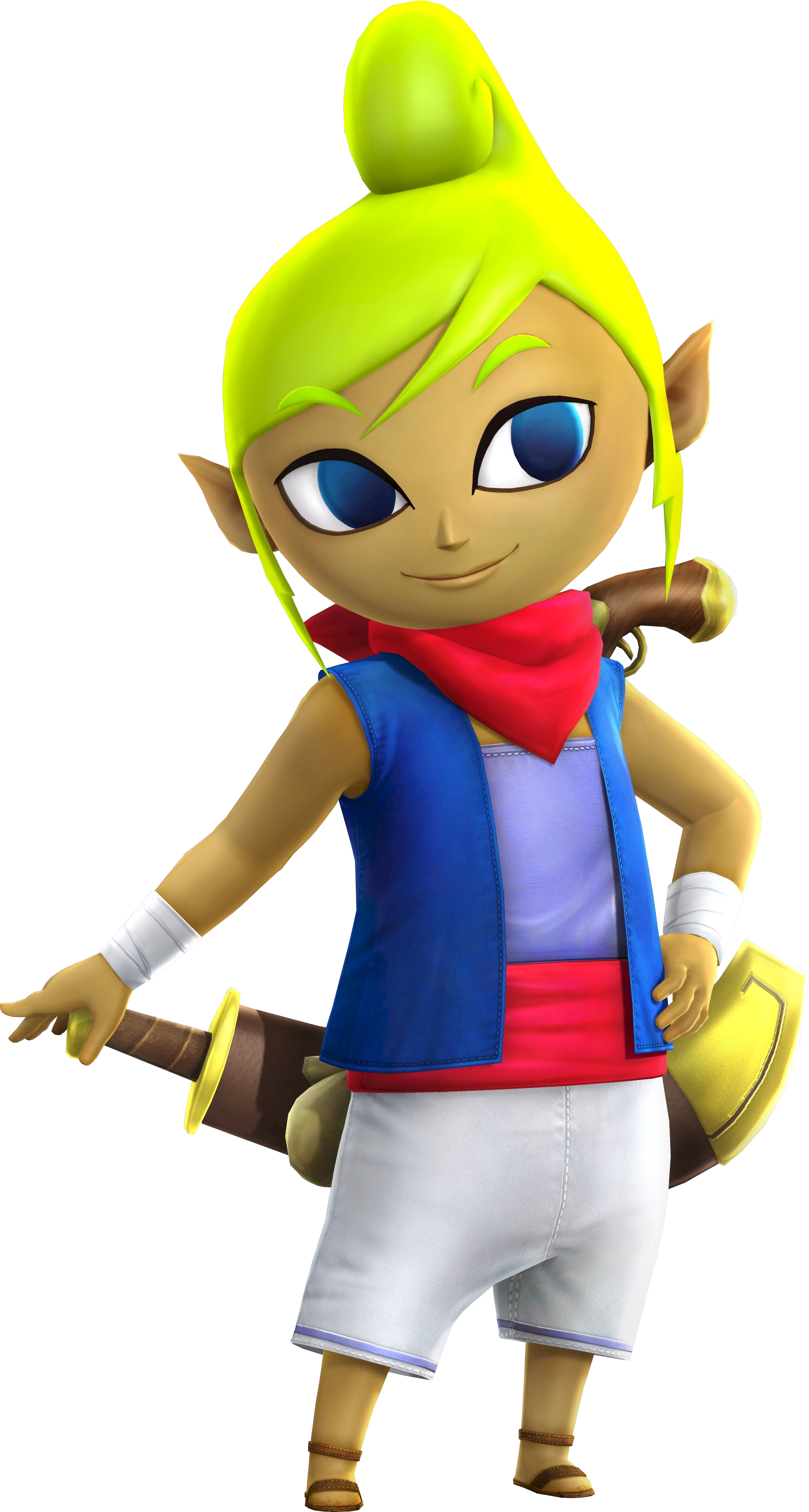 Tetra Hyrule Warriors Zeldapedia Fandom