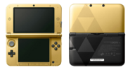 3DS XL Zelda Edition