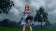 Hyrule Warriors Bell Sea Lily Bell (Victory Cutscene)