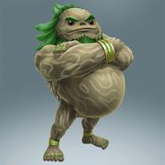 Hyrule Warriors Legends Darunia Standard Outfit (TWW Great Deku Tree Recolor - Master Wind Waker DLC)
