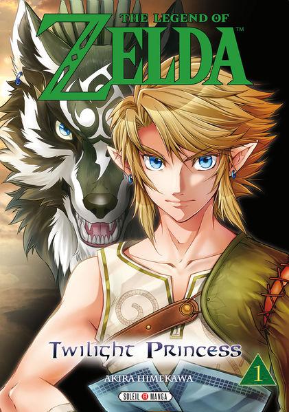 The Legend of Zelda : Twilight Princess (Manga d'Himekawa)