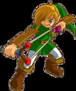 Link Firing Mystery Seed