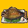 Energizing Salt-Grilled Fish
