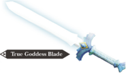 Hyrule Warriors Goddess Blade True Goddess Blade (Render)