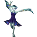 Hyrule Warriors Princess Ruto Standard Outfit (Lulu Recolor - Master Quest DLC)