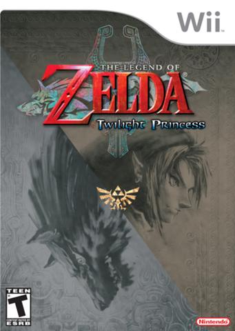 Carátula Wii