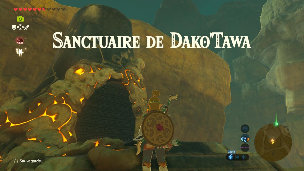 Sanctuaire de Dako'Tawa