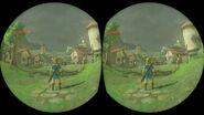 Breath of the Wild VR Mode