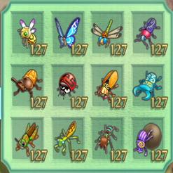 Insectos (Skyward Sword)