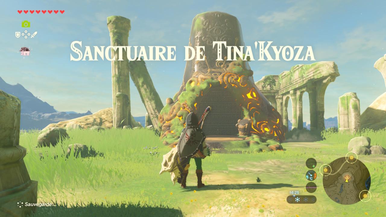 Sanctuaire de Tina'Kyoza