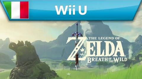 The Legend of Zelda Breath of the Wild - Trailer E3 2016 (Wii U)