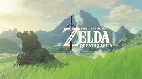 ZELDA BREATH OF THE WILD - Eu Joguei MUITO! (Zelda Wii U Gameplay)