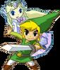 Link et Zelda ST