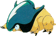 Yelmosaurio Artwork (A Link to the Past)