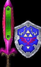 Great Fairy's Sword and Hylian Shield (Soul Calibur II).png