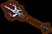 Hyrule Warriors Dragon Spear Flesh-Render Fang (Level 3 Dragon Spear)
