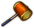 Hyrule Warriors Legends Rental Hammer Wooden Hammer (Level 1 Rental Hammer)