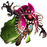 Hyrule Warriors Legends Wizzro Standard Outfit (Grand Travel - Phytops Recolor)