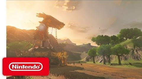 The Legend of Zelda Breath of the Wild – Life in the Ruins