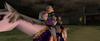 Zelda et Impa OoT