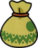 Saco de semillas místicas