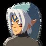 Breath of the Wild amiibo Rune Items (Fierce Deity Equipment) Fierce Deity Mask (Icon)