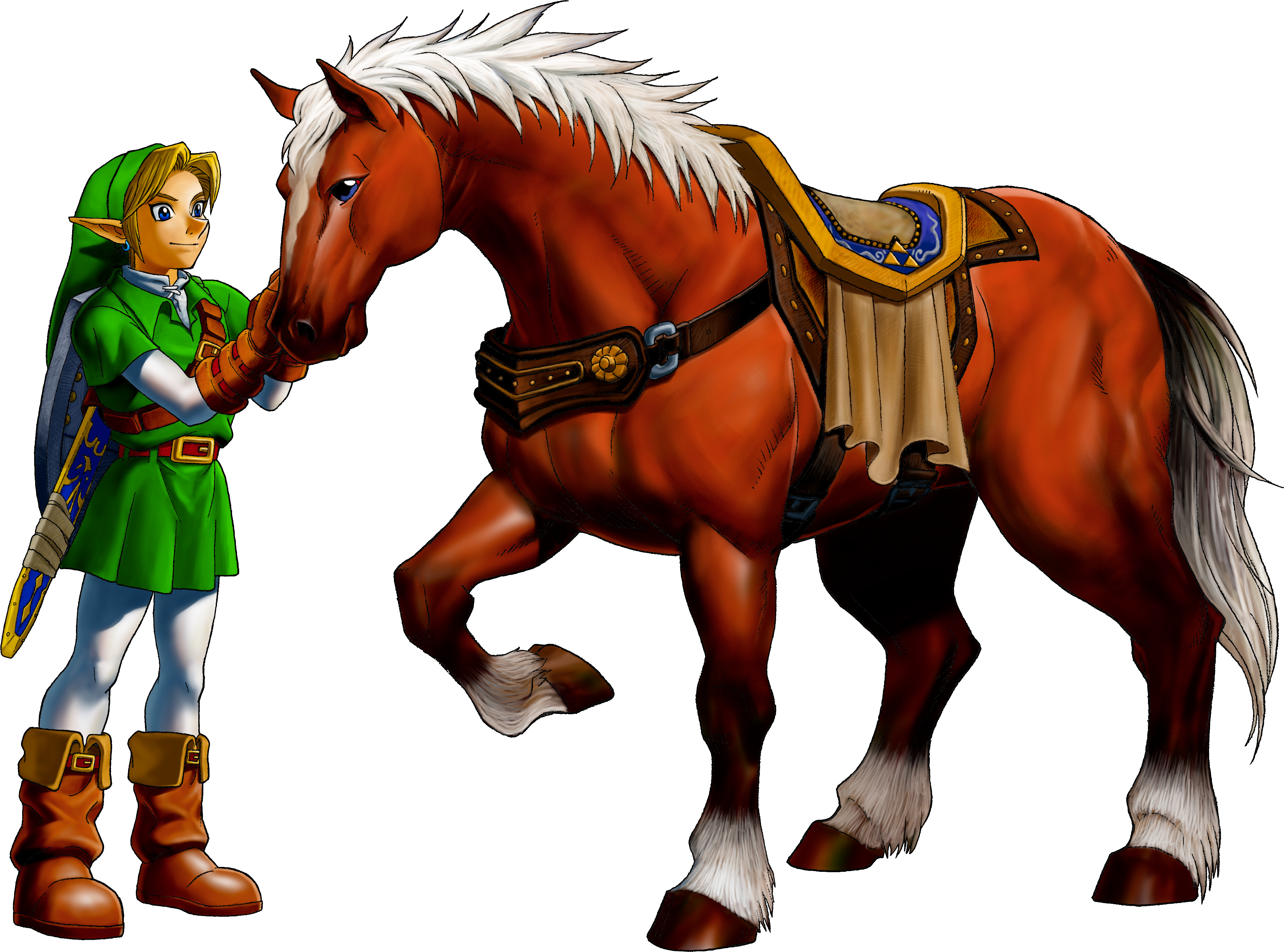 Horse Zeldapedia Fandom