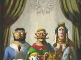 Famille Royale d'Hyrule