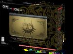 Jaquette New 3DS MM3D
