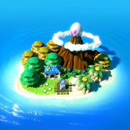 LANS Render Île Cocolint
