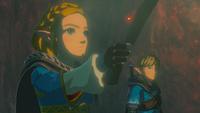 StBotW Zelda