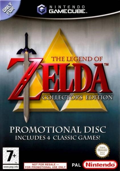 The Legend of Zelda : Collector's Edition