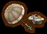 Hyrule Warriors Parasol Butterfly Parasol (Level 1 Parasol)