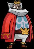 Le roi d'Hyrule