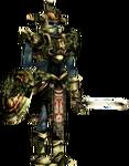 Hero's Shade (model)