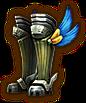 Hyrule Warriors Legends Boots Roc Boots (Level 2 Boots)