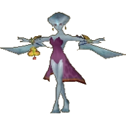 Hyrule Warriors Legends Princess Ruto Standard Outfit (Wind Waker - Postman Quill Recolor)