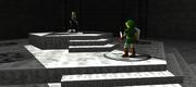 Link et Sheik Temple du Temps