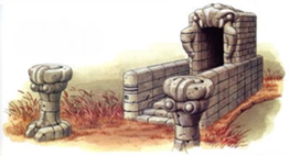Ruinas del Pantano (A Link to the Past)