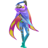 Ghirahim's Kalle Demos recolor from Hyrule Warriors Legends