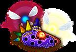 Hyrule Warriors Legends Ocarina Majora's Ocarina (Level 3 Ocarina)