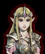 Hyrule Warriors Wizzro Imposter Zelda (Dialog Box Portrait)
