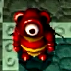 Eyegore red aLBW