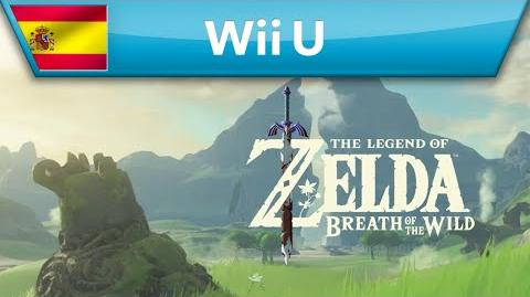 The Legend of Zelda Breath of the Wild - Tráiler del E3 2016 (Wii U)-0