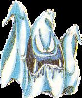 Arte de um Ghini em The Legend of Zelda