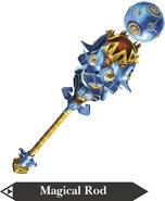 Hyrule Warriors Magic Rod Magical Rod (Render)