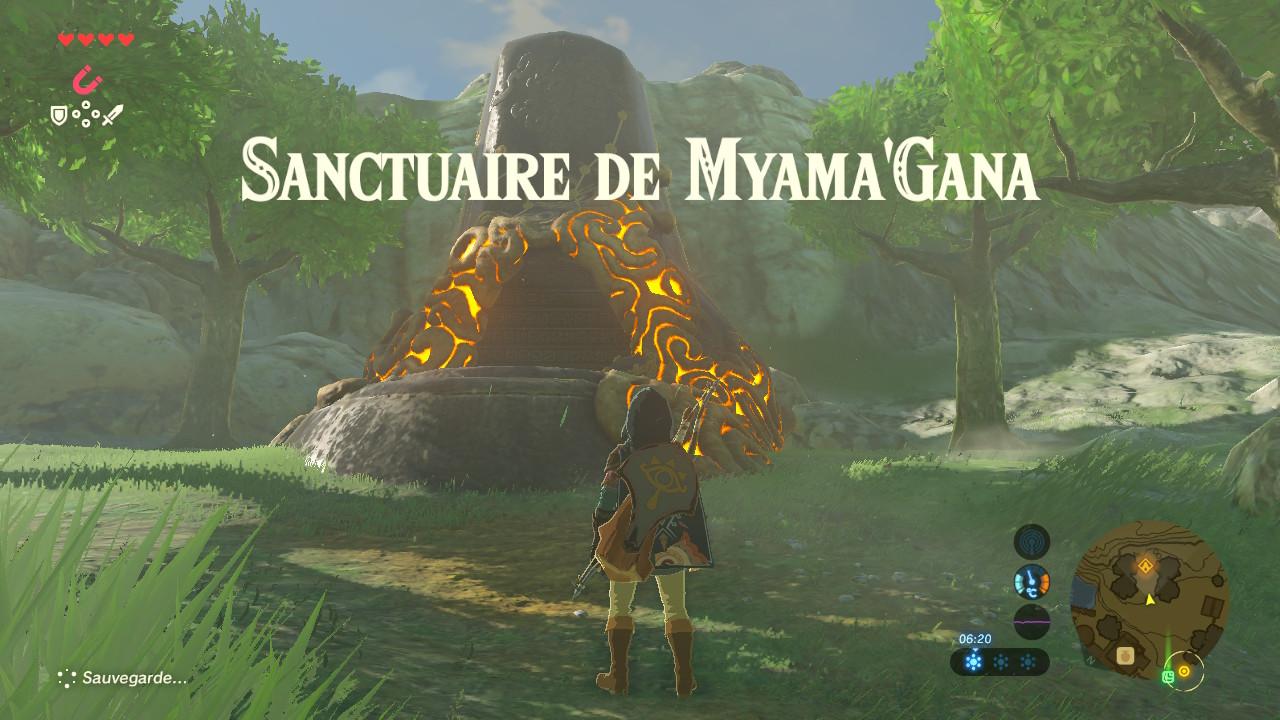 Sanctuaire de Myama'Gana