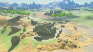 BOTW ruines de l etape du seuil