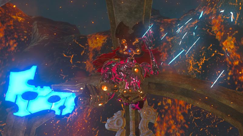 Ombre de feu de Ganon