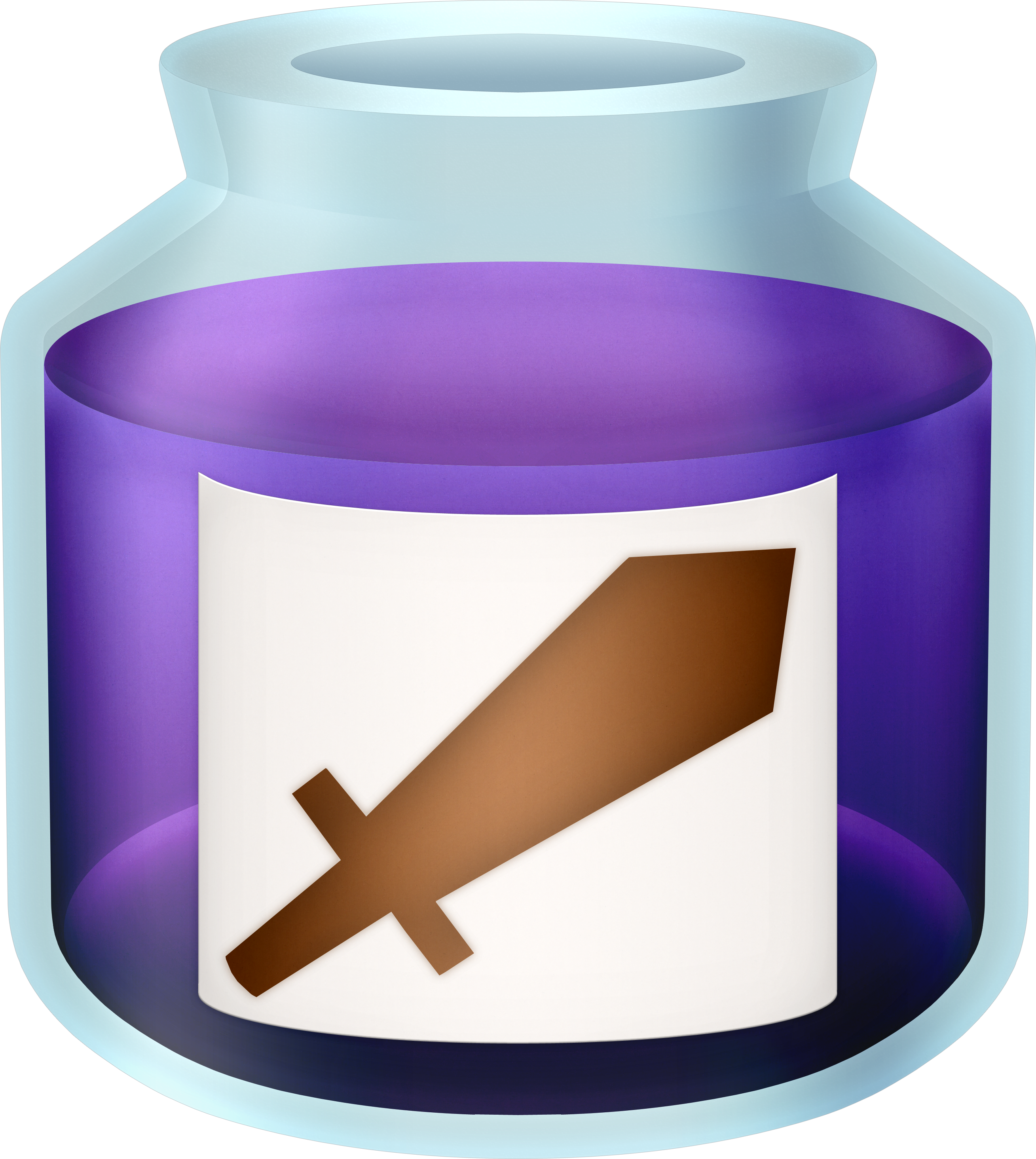Purple Potion (A Link Between Worlds)